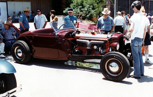 Ulrich Bros. Duesenberg/Ford Special