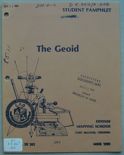 The Geoid - cover