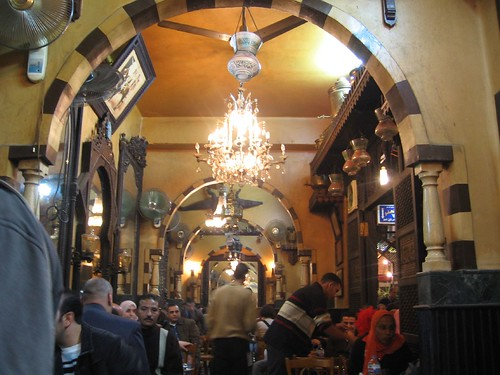 Cafe Fishawy Cairo