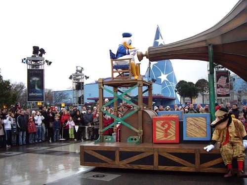 Disneyland Paris Christmas 2006