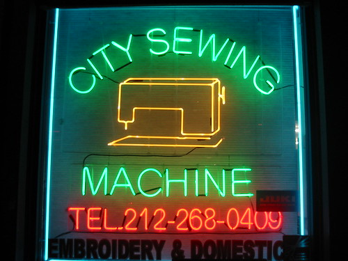City Sewing Machine