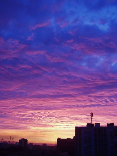 poblenou païsoscatalans sortidadesol sunrise horitzonsinesperats glòries barcelona catalonia catalunya