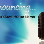 Windows Home Server announcement