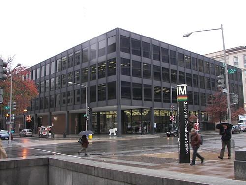 Martin Luther King Jr. Library, Washington, DC