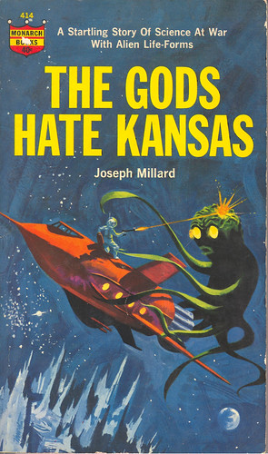 The Gods Hate Kansas by cog_nate