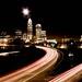 Charlotte NC before Dawn by jacreative