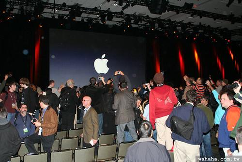 Steve Jobs @ Macworld Expo 2007 Keynote