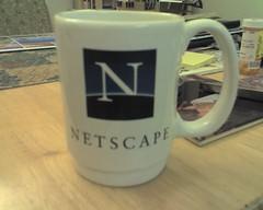 Netscape mug