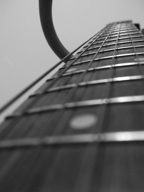 Photo:Guitar Neck 2 By Subconsci Productions