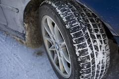 grille(0.0), bumper(0.0), tire(1.0), automotive tire(1.0), automotive exterior(1.0), wheel(1.0), synthetic rubber(1.0), tread(1.0), rim(1.0), alloy wheel(1.0), spoke(1.0),