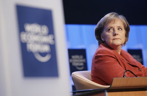 Angela Merkel - World Economic Forum Annual Meeting Davos 2007