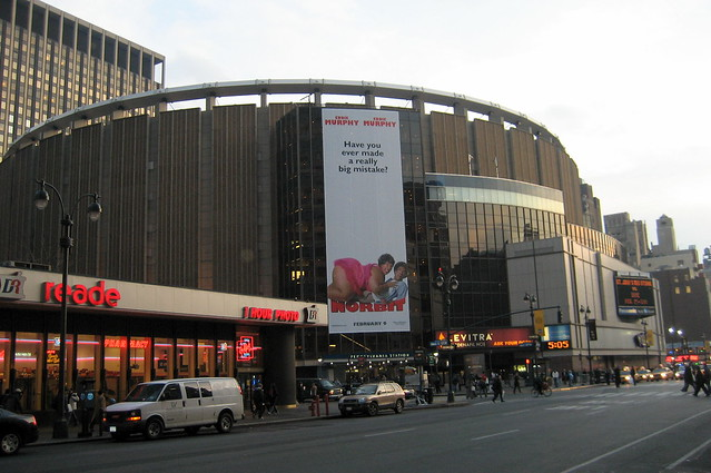 nyc madison square garden flickr photo sharing