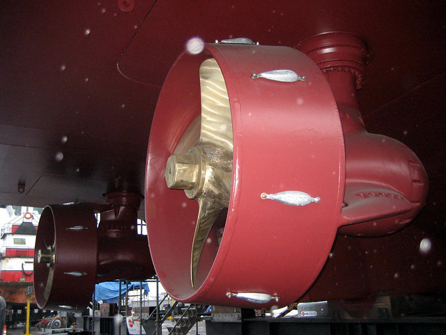 Z Drive Azimuth Thruster Flickr Photo Sharing