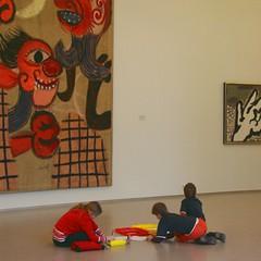 CoBrA museum in Amstelveen