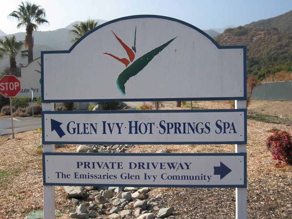 Glen Ivy Spa Cafe Sole Menu