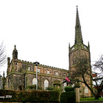 St.Peter's Church, Preston, Lancashire