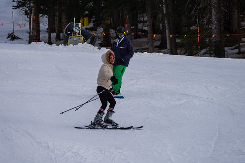 Arizona Snowbowl Grand Canyon Express Ski Lift Opening Celebration