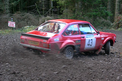 Grizedale Stages Rally (December 9 2006)