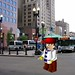 Lego Me in Kennedy Plaza by Jef Nickerson