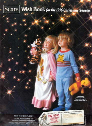 1976 [Sears] Wishbook Cover