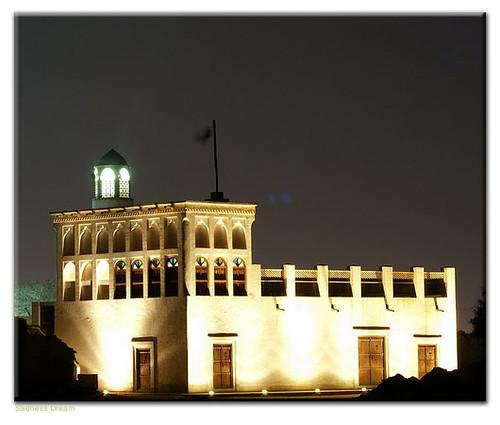 Flickr the building modern qatar pool for Modern house qatar