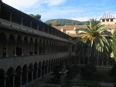 Monestir de Pedralbes - Claustre