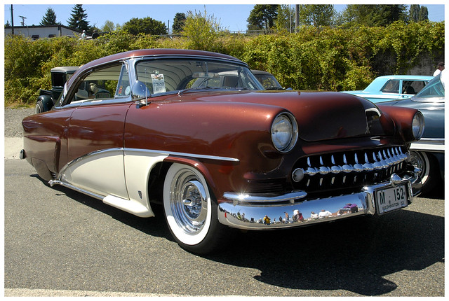 1953 ford crestliner victoria hardtop a photo on flickriver. Black Bedroom Furniture Sets. Home Design Ideas