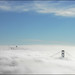 SF Sea of Clouds by fcphoto