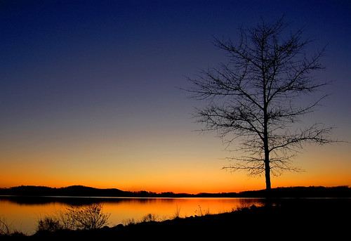 sunset lake d50 evening tennessee nikond50 michaels loudoncounty cliffmichaels tennpenny photoscliff
