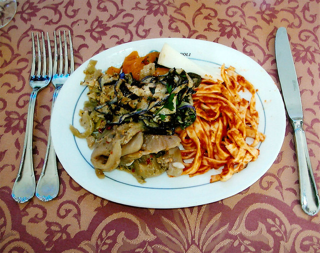 Italian Food In Calabria