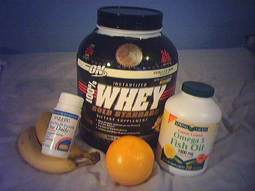 Diet, Supplement, and Vitamin Update