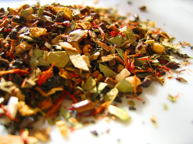 oriental herbal medicine tea