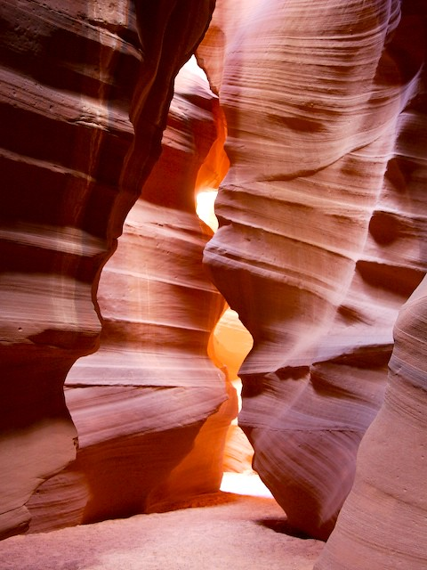 slot canyon page
