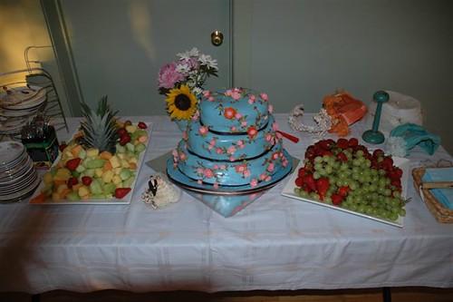 Our Dessert Buffet
