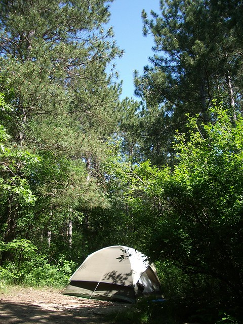 Camping Near Kettle Falls Wa Marcus Island
