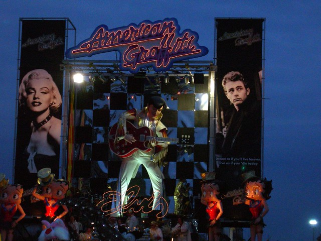 Header of American Graffiti
