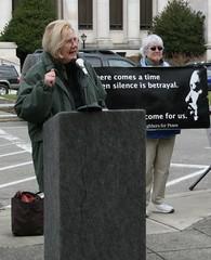 Ann Wright (Silence is Betrayal)