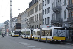 Buses and trolleybus, 19.05.2012.