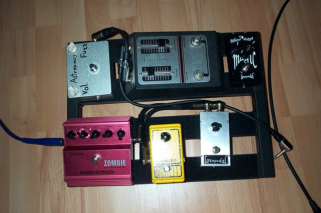 Photo:Pedalboard By germanium