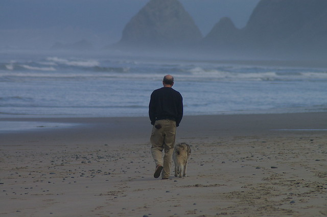 Header of A Man and His Dog