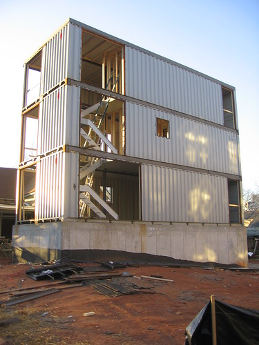 How to build your own shipping container home casas - Transformar contenedor maritimo vivienda ...