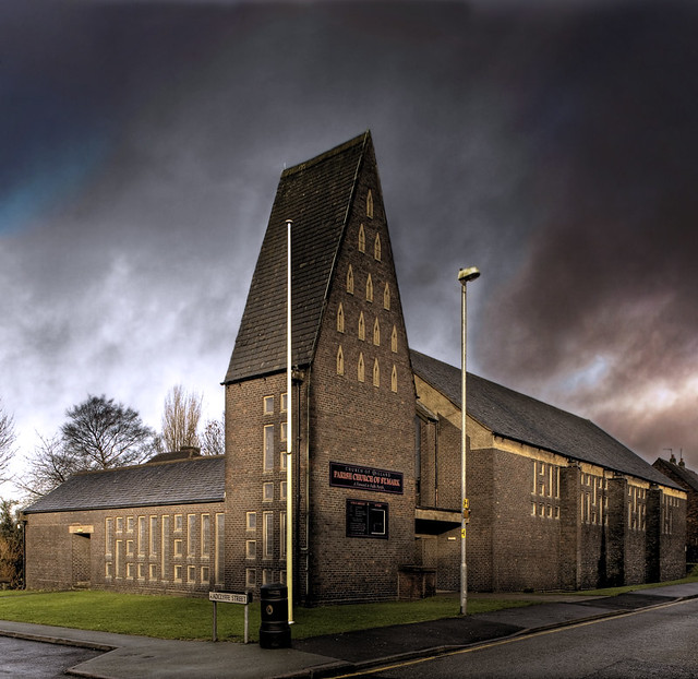 Saint Mark's Chadderton, Lancashire UK