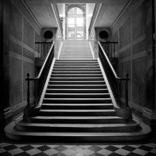 Escalier de roi