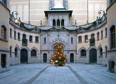 Hallwylska museet at Christmas