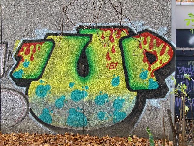 graffiti | 1up | kreuzberg