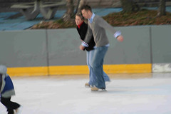 ice dancing(0.0), skating(1.0), winter sport(1.0), sports(1.0), recreation(1.0), axel jump(1.0), outdoor recreation(1.0), ice skating(1.0), ice rink(1.0), figure skating(1.0),