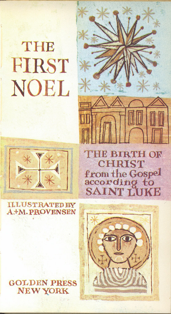 The First Noel: title page