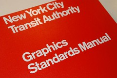 New York City Transit Authority Graphics Standards Manual (1970)