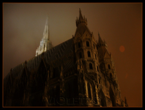 Stephansdom at night - Wien