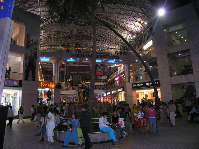 The Nirmal Lifestyle Mall in Mulund (West), Mumbai